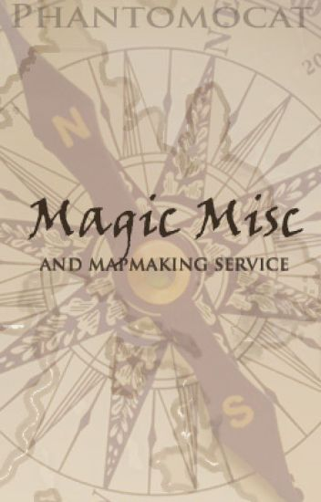 Magic Misc and Map Maker