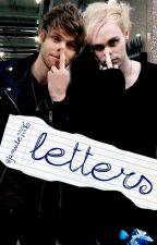 Letters   mgc + lrh by janule1996