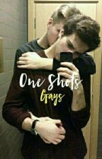 One shots- gays. by ahueonxs