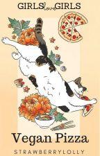 Vegan Pizza 🍕 🏳️🌈♀ by strawberrylolly