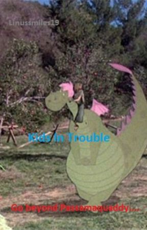 Kids In Trouble (Pete's Dragon 1977) by Linussmiles19