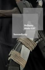 Serendipity | Bellamy Blake GIF Series by book-worm2004