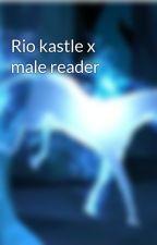 Rio kastle x male reader by disneyninja2001