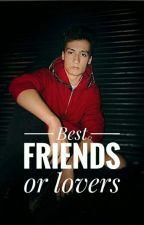 Best Friends or Lovers... /w Vlad Munteanu by PufyPufy17