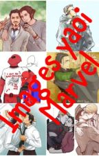 Images yaoi Marvel  by love-candy-
