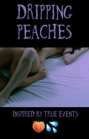 Dripping Peaches (GirlxGirl) by Gummybear345