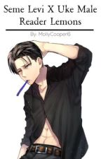 《♚Seme Levi x Uke Male Reader♚》 {LEMONS⚣} by MollyCooper6