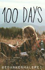 100 Days by gedankenmalerei