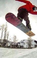 Queen of snowboarding by maddiemonti