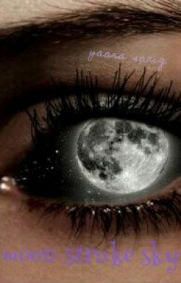 שמיים מוכי ירח by yaara2l