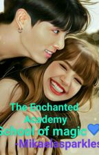 Enchanted Academy👑the school of magic🏰 by juviaerzamikaela
