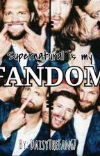 Supernatural Is My Fandom by mychemxbullets