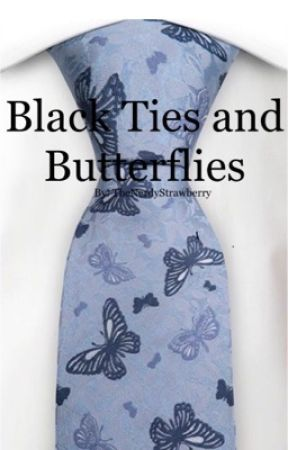 Black Tie and Butterflies by TheNerdyStrawberry