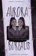 aurora borealis | graphic tutorials & resources by suwubins