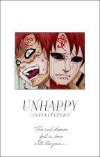 UNHAPPY ➳ Naruto Shippuden 「Sabaku no Gaara」 by -InfinityZero