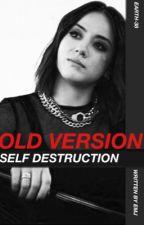 SELF DESTRUCTION || WINN SCHOTT [#Wattys2017] by awkward_emj