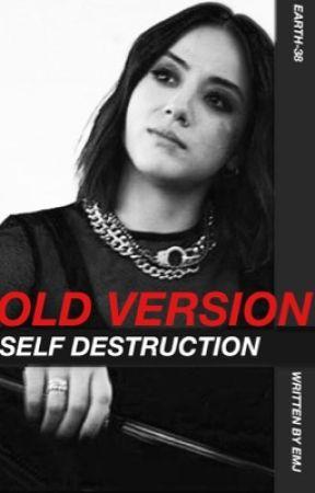 Self Destruction    Winn Schott by awkward_emj