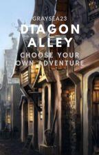 Diagon Alley: Choose Your Own Adventure by coniunctus