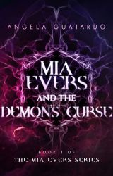 Mia Esper and the Demon in the Darkness by AngelaBMGuajardo