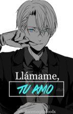 Llámame, Tu Amo. (TrunksxPan)  by xSeducemewithfoodx