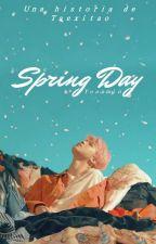 Spring Day ➳ ʸᵒᵒᶰᵐᶤᶰ by TAExitao