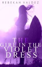 The Girl in the Violet Dress by QueenofArts