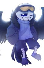 The Winged Companions (Birdtale! Sans x Winged! Reader) by skanstheskoleton