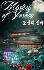 MYSTERY OF JOSEON  - 조선의 신비 [EXO FANFICT] by XhneyNimra