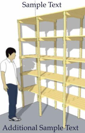 Help I Accidentally Build a Shelf by Cathuluhu