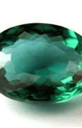 Aqua Diamond Gems! by SpiritOfTime