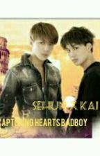 Capturing Hearts BADBOY (HunKai) by BritnayAngelina