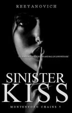 Connie Montenegro: Sinister Kiss by Reeyanovich
