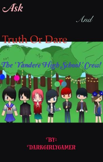 Truth Or Dare High School Story App