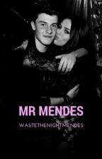 Mr.Mendes//Dutch by wastethenightmendes