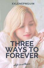 Three Ways to Forever (Mina X Momo) MiMo by xxlenepnguin