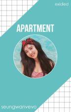 apartment ; jinyoung nayeon by bananamilks-