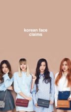 korean face claims by pocfaceclaims