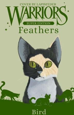 Cover Zeichnen Warrior Cat S Cover Feathers Wattpad