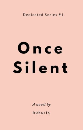 Once Silent by MissNobodyNoClue