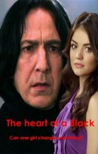 The heart of a Black (A Severus Snape love story)(Watty Awards 2012) by TeaganConstantine