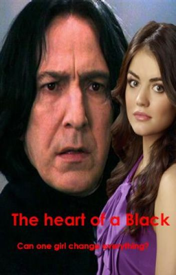 The heart of a Black (A Severus Snape love story)(Watty Awards 2012)