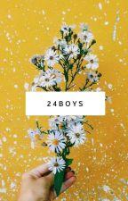 24 boys | applyfic by germgyu