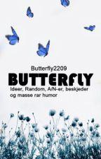Butterfly by butterfly2209