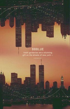 BBBLUE | P. PARKER by -patronus