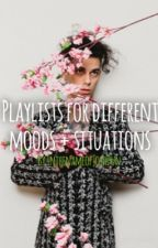 🎶Playlists for different moods + situations🎶 by InthenameofJoshDun