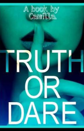Truth OR Dare(A Swasan Fanfiction) by camilla_1125