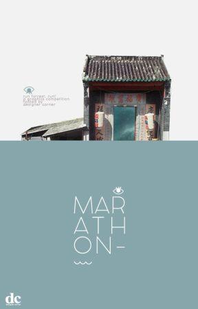 marathon | graphics competition by DesignerCorner