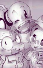 O Nerd e o Jogador ( Jock! Paper Jam x Nerd! Fresh ) [COMPLETA] by Saxofone_