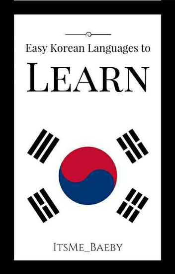Korean languages to learn