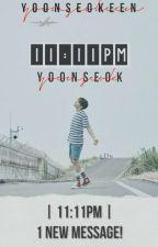 11:11pm ✿ yoonseok by yoonseokeen